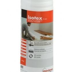 Isotex witte ondervloer foam schuim