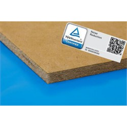 Parketfelt 10dB softboard platen 10 mm